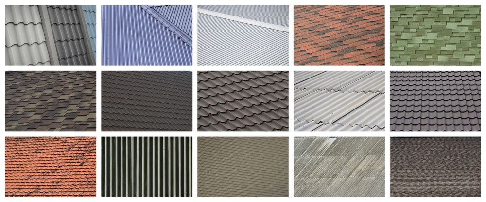 Image of Roofing Materials For Roof Types In California